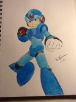 Megaman!!!!!! by Rominaisawesome