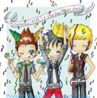 +150.000 by PrincessBlackRabbit