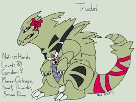 Trudel Ref by TherealNightstripes