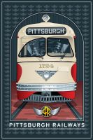 Pittsburgh Railways Company by yankeedog