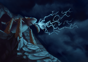Storm spider 2014 version by TheMetasepia