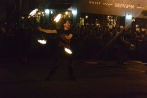Ignite the Night Fire/Food Fest,Two Handed Flamin2 by Miss-Tbones