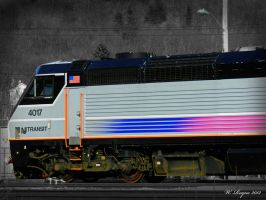 nj transit by wroquephotography