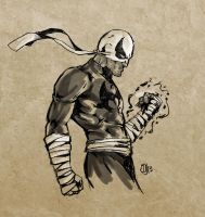 Immortal Iron Fist by donnyg4