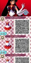 Qrcode Sailor Marte by RainboWxMikA