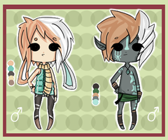 ~Random adoptables~ CLOSED by Voodoo-Elf