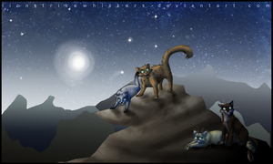 """""""The Incredible Journey"""" by Lionstrikewhiskers"""
