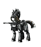 Fallout Equestria: Steel Ranger *WIP* by StormCrow-42