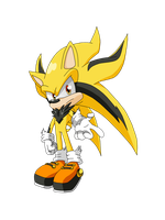 Bolt The (Lord Light Thunder) Hedgehog by X-A-K