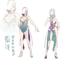 Haruko 2015_Sheet by MadiBlitz