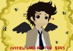 Lord of the bees.. by XhiddyX