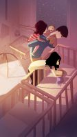 Unwell by PascalCampion