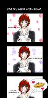 Poetry Hour With Reno by marina-rasi