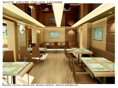 white house italian lounge2 by ozhan