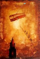 Bus to heaven by lubliner