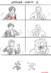 Sherlock Holmes-season three? by SAcommeSASSY