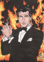 COMMISSION PSC - James Bond 1 by The-Real-NComics