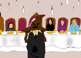 The Sorting of Perenelle Winters by DCFangirl01