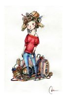 Junk girl by dothaithanh