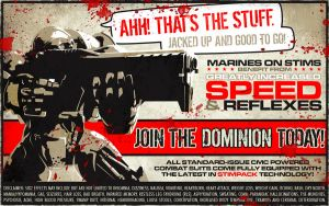Join the Dominion by starprints