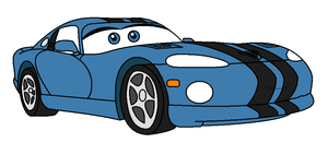 Trying Something New - Kerry Adarvez Cars Style by Omega-Speed
