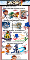 Super Smash Bros Meme - RTA by Redztheartist