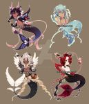 Lookie Bunch of Purrs~ by pluehunter