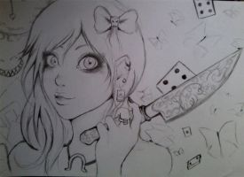 WIP Alice... by Micatsa