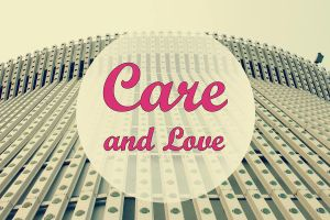 Care and love by NEYNE-BLOMMA