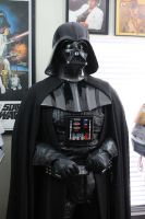 LIFESIZE! Darth Vader statue by godaiking