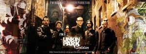I am a Linkin Park Soldier by SteadyLittleSoldier