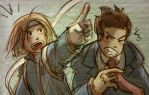 OSU versus OBJECTION by tuesdayeveryday