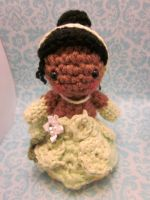 Disney's Princess Tiana by Spudsstitches