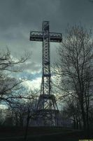 The Montreal Cross by Ennev