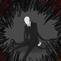 Slenderman by DeceptiveShadow