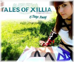 Countdown to Xillia by kess-09