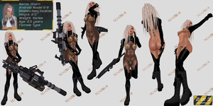 Kham Character Reference 2 of 3 - Second Life by Jace-Lethecus