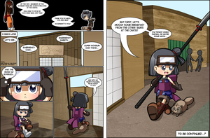 SDL: Combo Comic p6 by CubeWatermelon