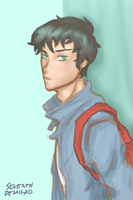 Percy Jackson, more like Percy Jackdone with you by seventhdemigod