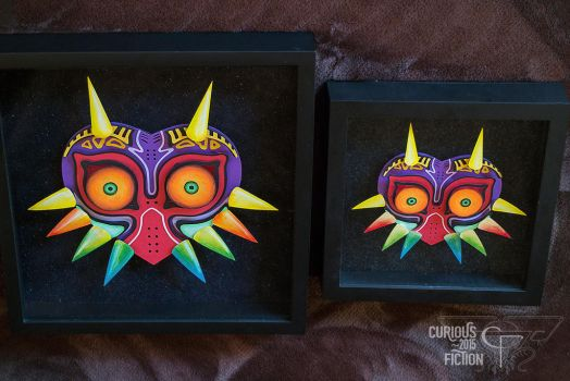 Legend of Zelda: Majora's Mask - Large and Small by CuriousFiction