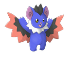 [Request] Fakemon - Vampuni - FanArt by MagneticBoom