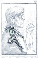 ULTIMATE GREEN LANTERN by caananwhite