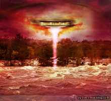 Alien invasion by Evelyn2