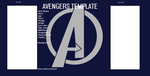 Avengers template by LordVaderNihilus