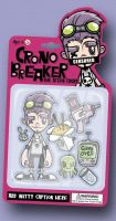 Crono...The Action Figure by cronobreaker