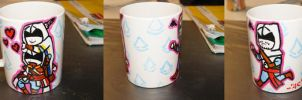 Assassins Creed Mug by fuselfurz