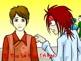 Ryan Ross and Tusk Zi:Kill by sw-eden