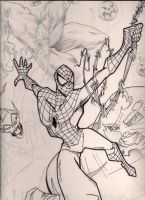 Spiderman splash update by ebridges