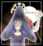 Skullgirls Double by RosetteCat