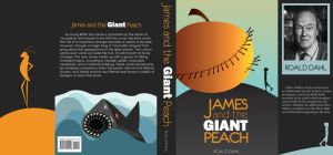 James and the Giant Peach by blankearthdesign